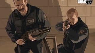 GTA4-Comment Devenir Un Flic Sans MOD !