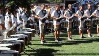2013 SCV drumline