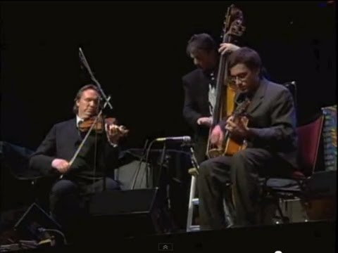 "String Jazz Greats: ""Stephane and Django"" Mark O'Connor's Hot Swing Trio"
