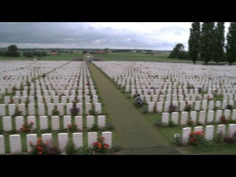 WWI looms large at Ypres EU summit