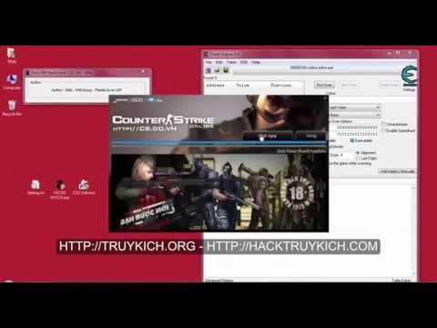 Hack CS Online VN - ByPass Hack Shield