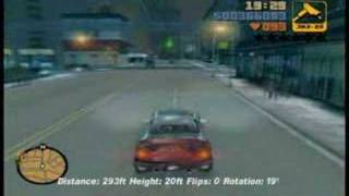 Grand Theft Auto 3 (PC) Mission 30 Sayonara Salvatore