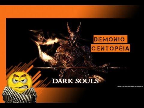 Demonio Centopéia - Dark Souls
