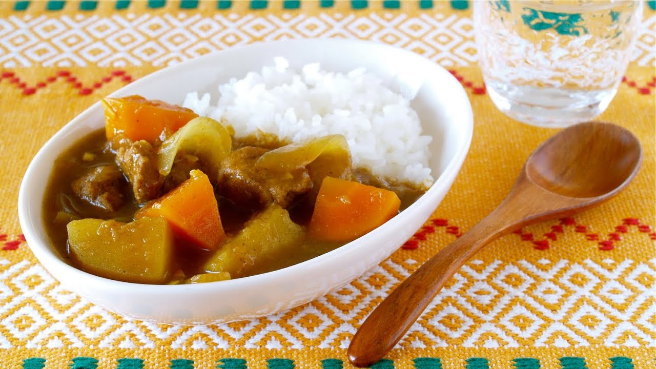 How to Make Japanese Curry Rice From Scratch (Recipe) ルウを ...