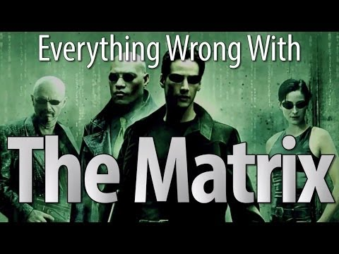 Everything Wrong With The Matrix In 12 Minutes Or Less