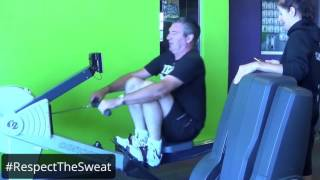 Movember MOVE - Anytime Fitness Rowing