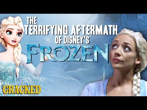 The Terrifying Aftermath Of Disney's Frozen