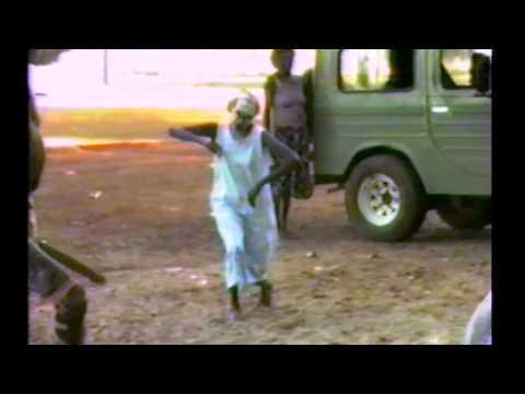 Wanapa's Dhapi Dance - Subtitled