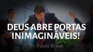 13/01/18 - Pr. Paulo Bravo