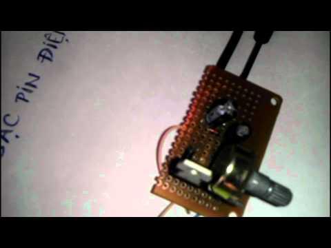 Mach sac pin don gian
