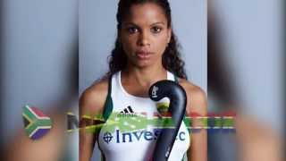Meet Marsha Cox from Team South Africa - Rabobank Hockey World Cup 2014