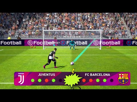 Funny Penalty Shootout __PES 20 Mobile