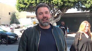 Ben Affleck Asked About Ex Girlfriend Gwyneth Paltrow Speaking Out About Harvey Weinstein