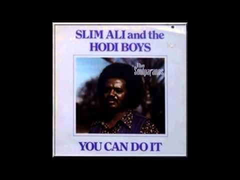 SLIM ALI & THE HODI BOYS - Gimme Something Love - 1977