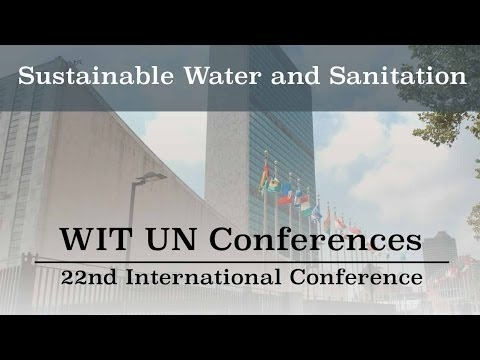 Sustainable Water and Sanitation: 22 International Conference on Health and Environment