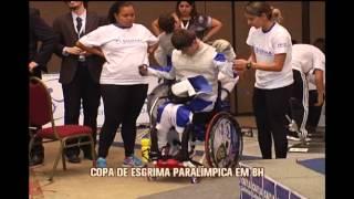 BH recebe a Copa do Brasil de Esgrima Paral�mpica neste fim de semana