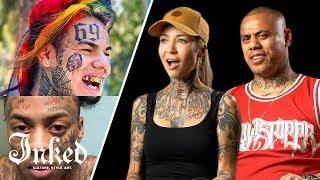 "Tattoo Artists Answer ""Are Face Tattoos Worth it?"" | INKED Talk"