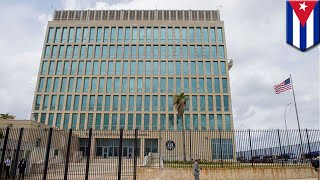 Sonic Attack: US diplomats in Cuba suffer brain injuries after alleged sonic attacks - TomoNews