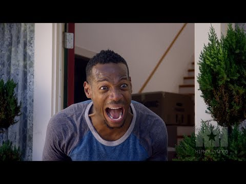 Marlon Wayans goes wild  at Haunted House 2 Premiere - HipHollywood.com