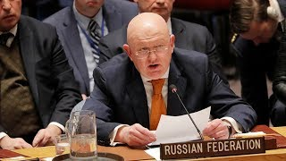 Russia calls emergency UNSC meeting on Syria
