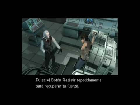 18. Metal Gear Solid: The Twin Snakes - Big Boss Rank  Walkthrough - Torture part 2