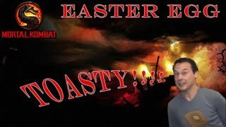 Mortal Kombat 9 Easter Egg (Dan Forden's TOASTY