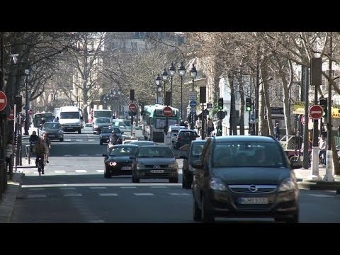 Paris partial car ban is too little, too late, campaigner