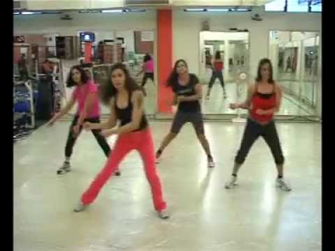 Aerobics dance to lose weight youtube