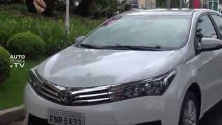 Corolla 2014 Test Informe Presentación De Toyota En Brasil