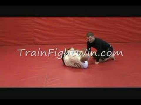 Belly Down Armbar Escape