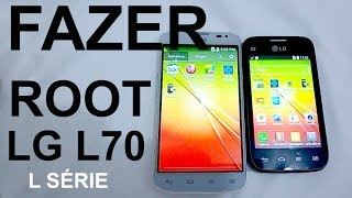 Fazer Root No LG L70, L40, L90, G2 Mini (BRASIL)