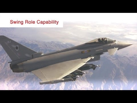 EADS - Eurofighter Typhoon Combat Ready [1080p]