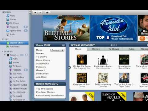 how to add music to ipod without itunes youtube
