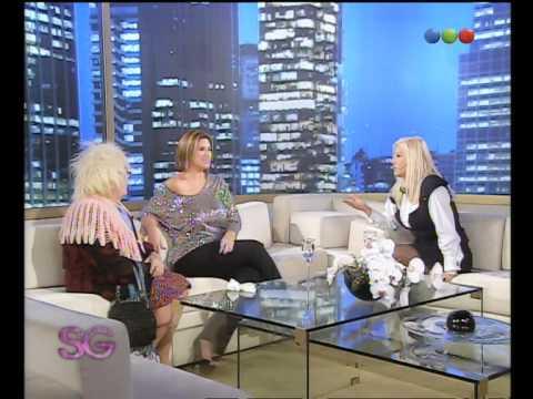La Abuela, Rampolla, Bypass Gástrico - Susana Giménez
