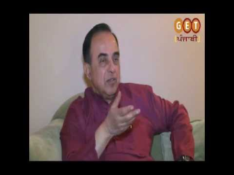 DR. SUBRAMANIAN SWAMY ON OPERATION BLUESTAR AND SANT JARNAIL SINGH BHINDRANWALE