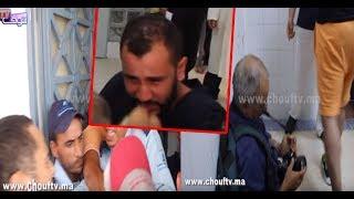 بالفيديو بعد نقل السيدة المسنة إلى مستشفى ابن رشد بالبيضاء..هْجمو على المصورين و ضربوهم وهاشنو وقع ( فيديو) |