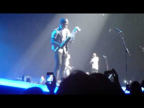 McBusted; I Want You Back [Cover]. Glasgow - 17th April 2014. HD.