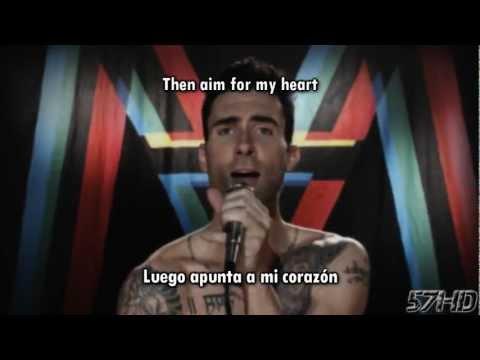 Maroon 5 Ft. Christina Aguilera - Moves Like Jagger HD Video Subtitulado Español English Lyrics