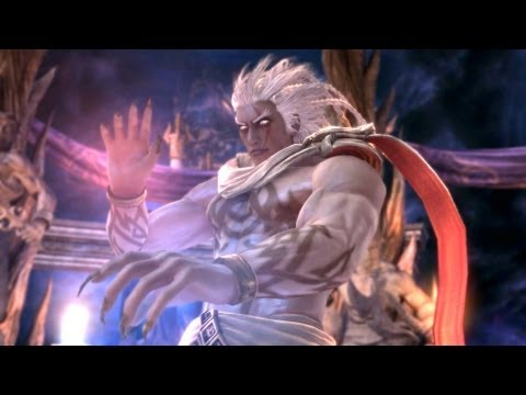 Soulcalibur V - X360 / PS3 - Meet Algol, Edgemaster & Soul of Devil Jin!