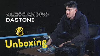 INTER UNBOXING with ALESSANDRO BASTONI | N° 95, eSports, basketball, family and friends! [SUB ENG]