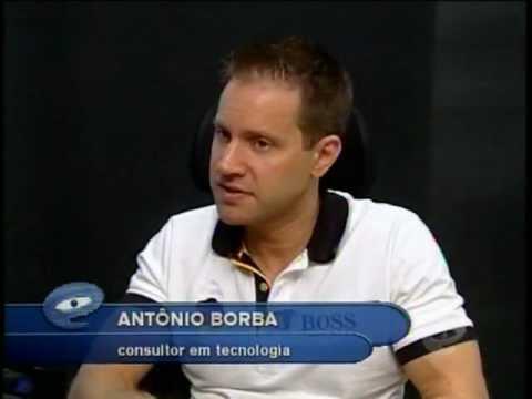 Antonio Borba fala sobre compras pela internet no programa E-Paraná - 09/12/2011