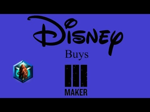 Maker Studios Acquired by Disney (Future of MCNs?) Titanfall Gameplay