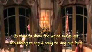 Final De Hannah Montana Forever- Wherever I Go (Donde Sea