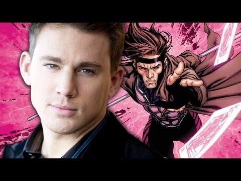 X-Men Apocalypse Casts Channing Tatum as Gambit