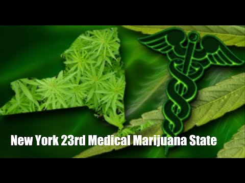 New York Becomes the 23rd Medical Marijuana State! Compassionate Care Act