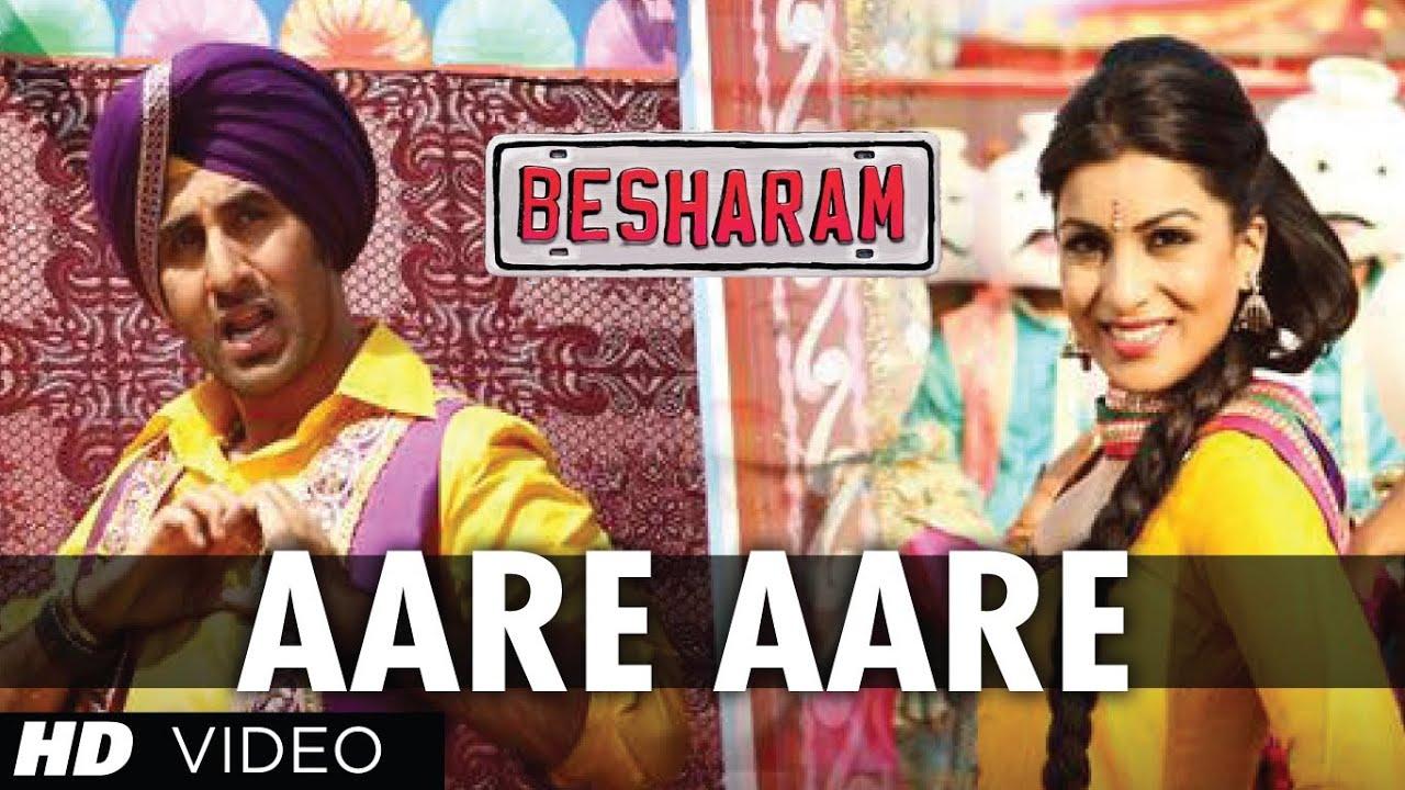 Besharam video song of film Besharam