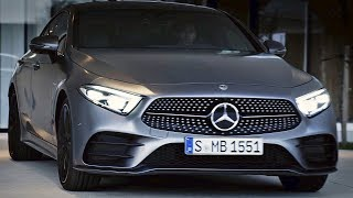 Mercedes CLS (2018) Ready to fight Audi A7. YouCar Car Reviews.