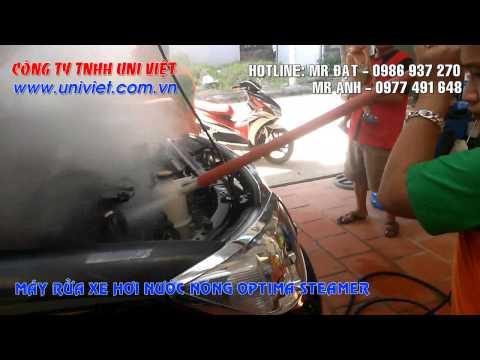Chuyển giao công nghệ rửa xe hơi nước nóng tại Bắc Kạn