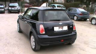 2007 MINI ONE 1.4 Review,Start Up, Engine, and In Depth Tour