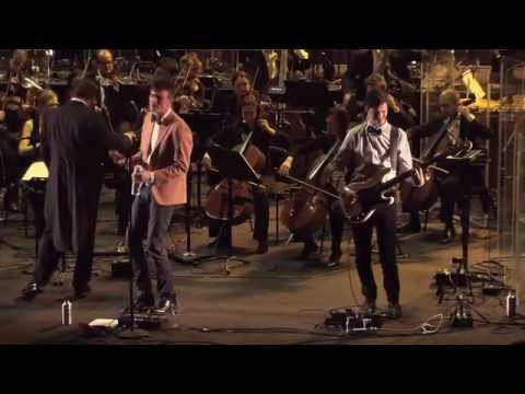 Vivid LIVE 2012: Efterklang & Sydney Symphony Perform 'The Ghost'